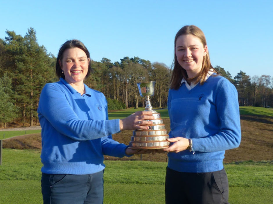 Jo Thesinger & Lauren Gooding 2019 Winners