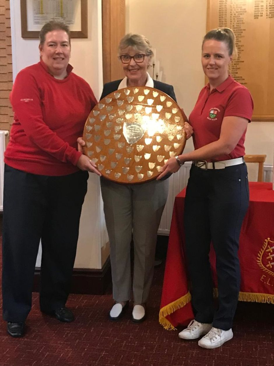 Liz Gibson and Kelly Martin - Chelmsford's 2019 Munro Winners