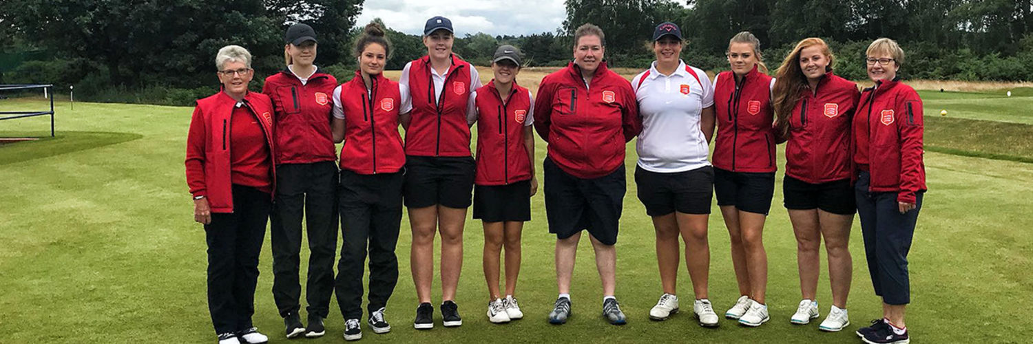 The Essex Team at East Region County Match Week 2018